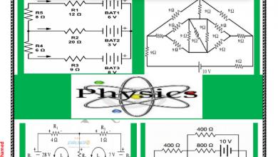 Photo of ملزمة الوحدة السادسة دوائر التيار المستمر وقانونا كيرشوف فيزياء صف ثاني عشر متقدم فصل ثاني