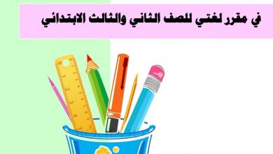 Photo of أوراق عمل في مهارات الكتابة لغة عربية للصف الثاني والثالث