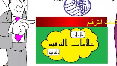 Photo of شرح علامات الترقيم لغة عربية صف ثالث فصل ثالث
