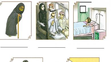 Photo of ورق عمل صيامي لربي تربية إسلامية صف رابع فصل ثالث