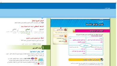 Photo of حل درس تقدير نواتج القسمة رياضيات صف سادس فصل أول