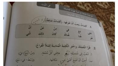 Photo of حل درس بيت وسط العاصفة لغة عربية صف ثاني فصل أول