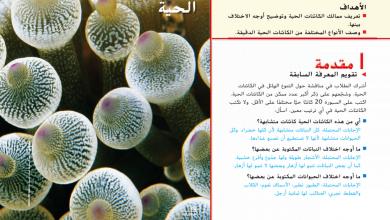 Photo of حل درس تصنيف الكائنات الحية علوم صف رابع فصل أول