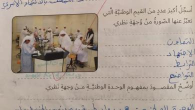 Photo of حل درس البيت متوحد دراسات اجتماعية صف ثامن فصل أول