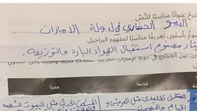 Photo of حل درس النمو الحضري دراسات اجتماعية صف ثامن فصل أول