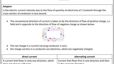 Photo of أوراق عمل مراجعة (التيار الكهربائي) فيزياء صف ثاني عشر متقدم فصل أول