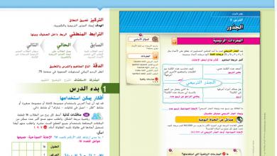 Photo of حل درس الجذور رياضيات صف ثامن فصل أول