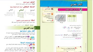 Photo of حل درس التغير الطردي رياضيات صف سابع فصل أول
