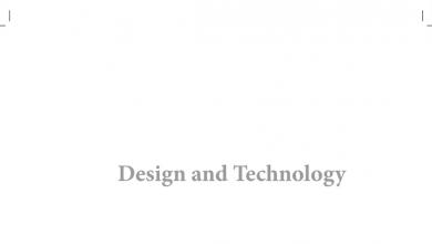 Photo of كتاب النشاط الوحدة الأولى تصميم وتكنولوجيا صف سابع فصل أول