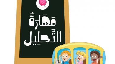 Photo of ورقة عمل مهارة التحليل لغة عربية صف أول فصل أول
